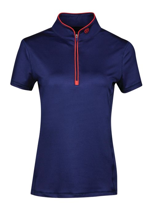OPEN BOX: Women's Kylee Short Sleeve Shirt - Medium - Navy