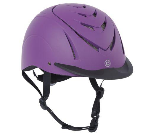 OPEN BOX: Chevron Helmet - Small/Medium - Purple