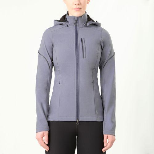 OPEN BOX: Women's Rein On Softshell Jacket - Large - Dapple/Graphite