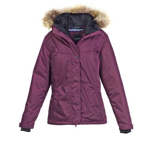 Ovation Women's Teagan Jacket - Plum
