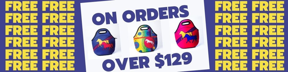 Free Tote with orders over $129