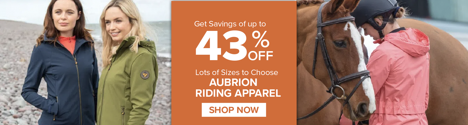 Aubrion on Sale