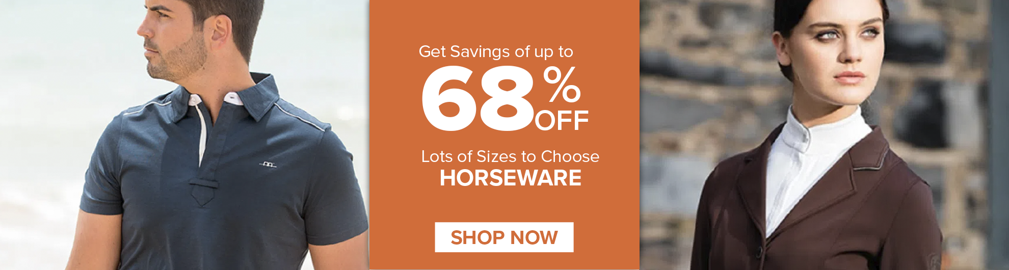 Horseware for the Rider on Sale