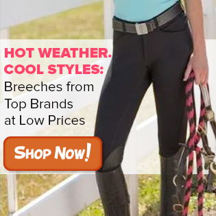 Shop Knee Patch Riding Breeches